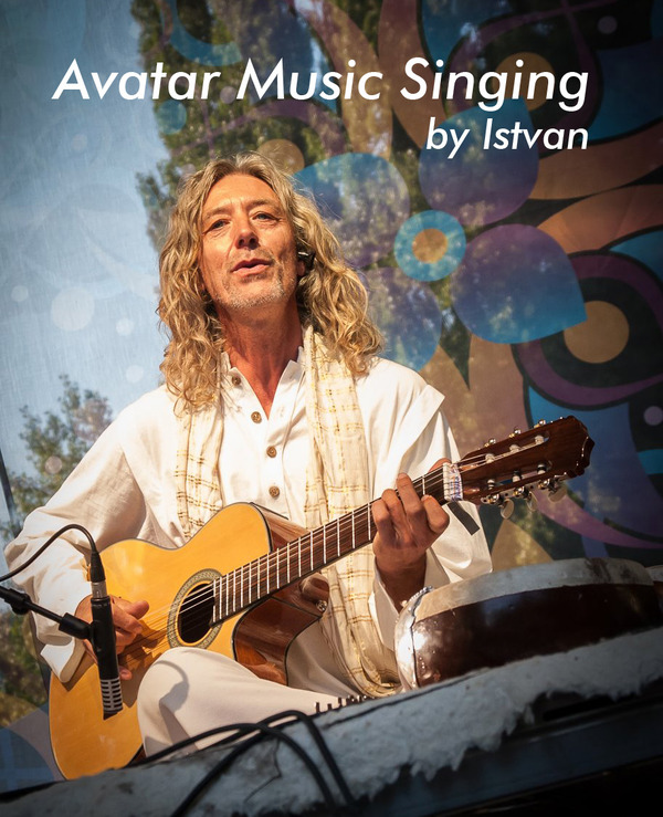 Zorba The Buddha: Avatar Music Singing Workshop
